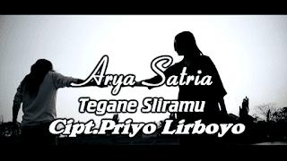 Lirik Lagu Tegane Sliramu (Dan Artinya) - Arya Satria