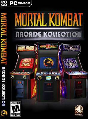 Mortal Kombat Arcade Kollection Portable [1-Link]