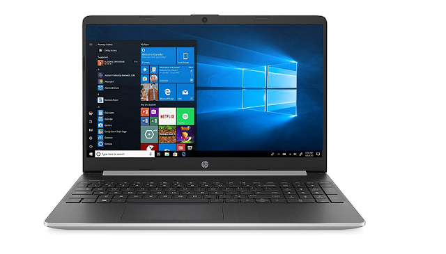 Best HP Laptop for Personal Use with 8GB RAM, 128 GB SSD and Intel Core i3-1005G1