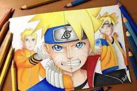 Game Naruto X Boruto Resmi Dirilis