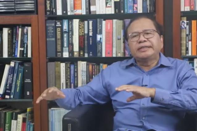 Rizal Ramli: Akhirnya Menkeu Terbalik Kepepet dan Jokowi Bisa Kepleset