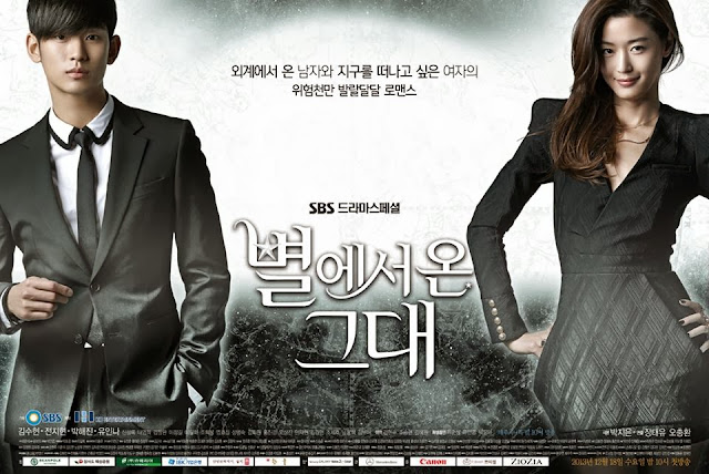 "Drama Korea Terbaru ""You Who Came From the Stars"""
