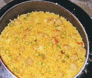 Cooked Dal khichdi in pressure cooker for vegetables Dal khichdi recipe