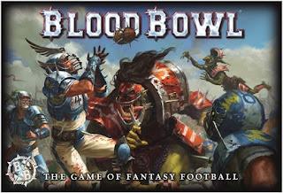 Blood Bowl board game