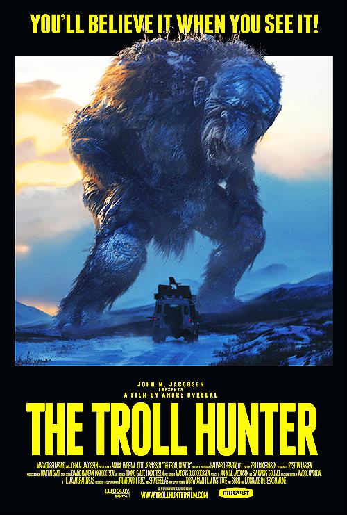 Troll Hunter โทรล ฮันเตอร์ คนล่ายักษ์