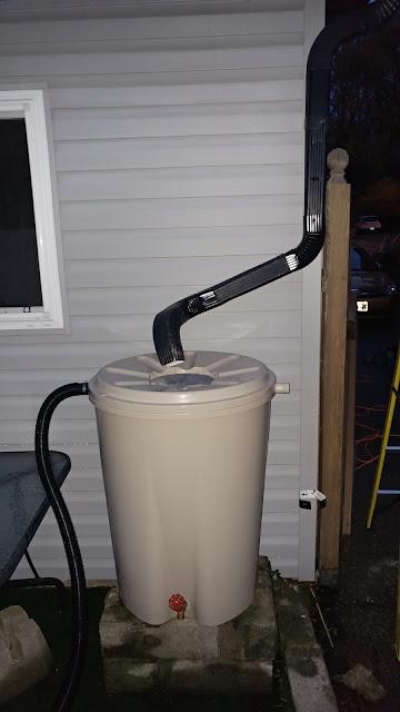 Rain Barrel #2