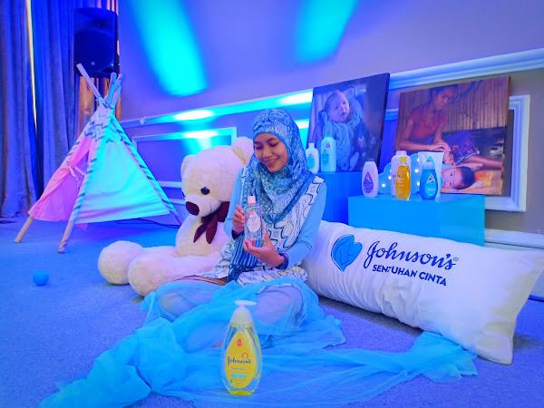 Johnson's Sentuhan Cinta : Pijat Bayi dan Manfaatnya