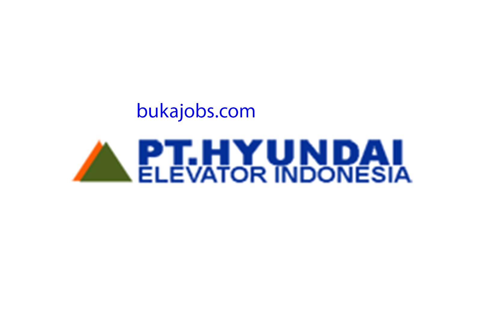 Lowongan Kerja PT Hyundai Elevator Indonesia 2019
