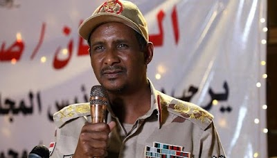 Source: Sudan's Hemetti to send more troops to Libya to save Haftar from collapse in Tripoli