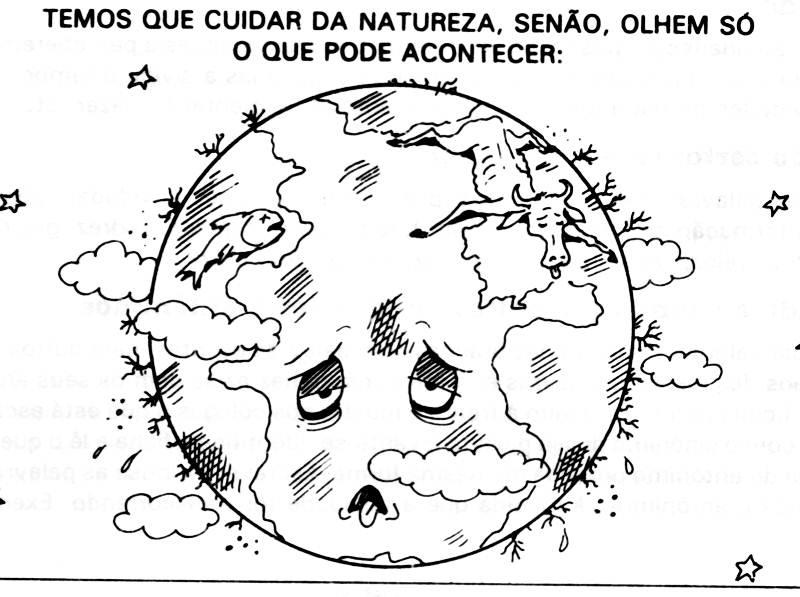 Amado Atividades Educativas sobre o Meio Ambiente - Atividades Pedagógicas ZO47