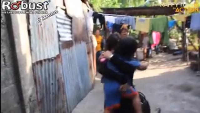 Pagbawi sa anak, humantong sa away, agawan at barangayan!
