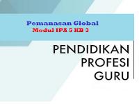 Pemanasan Global - Modul IPA 5 KB 3