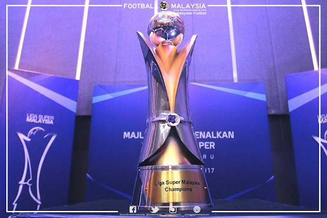 Jadual Liga Super JDT 2018