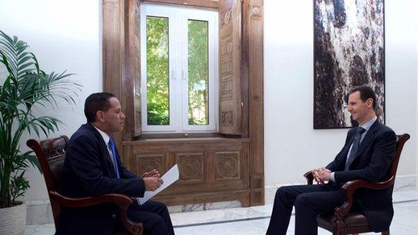 Al Assad: nosotros continuamos luchando contra los terroristas