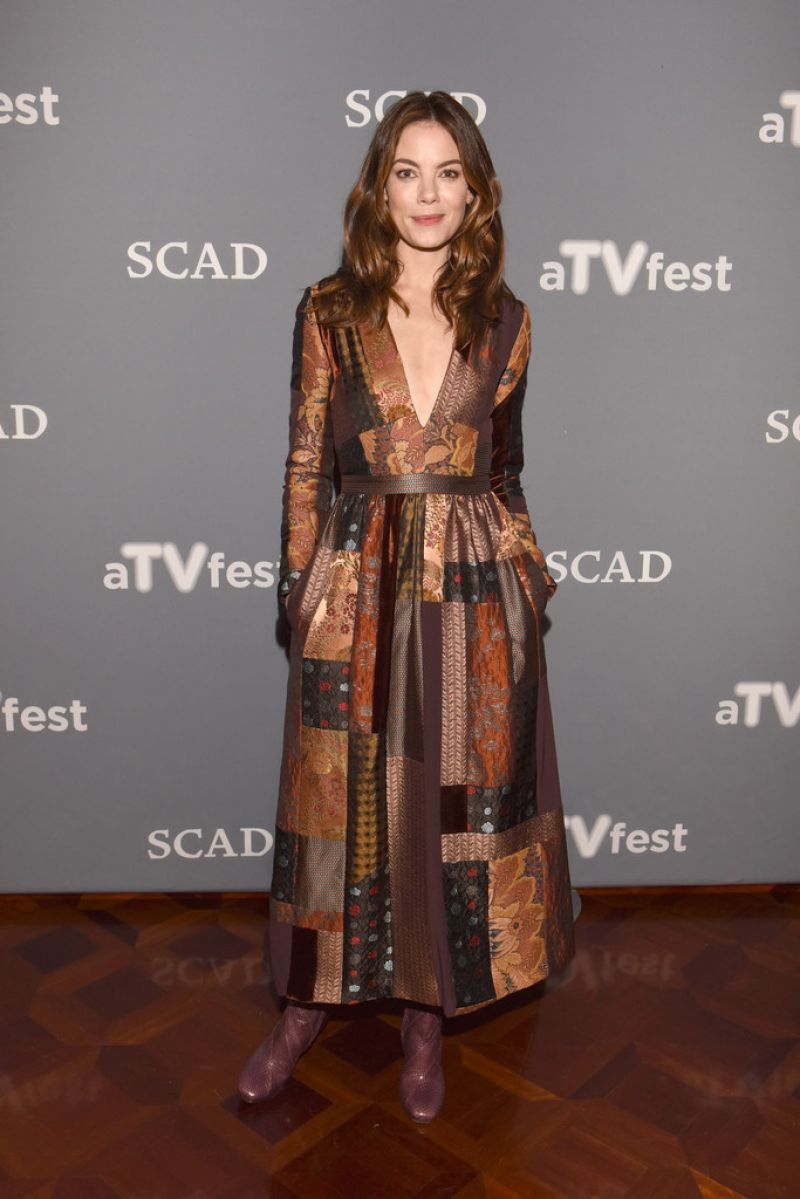 Sleepless Night actress Michelle Monaghan at The Path Event at aTVfest 2016 Presented by Scad in Atlanta