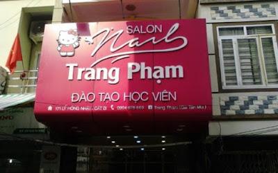 Làm bảng hiệu ALu đẹp chuyên nghiệp ở Đà Nẵng