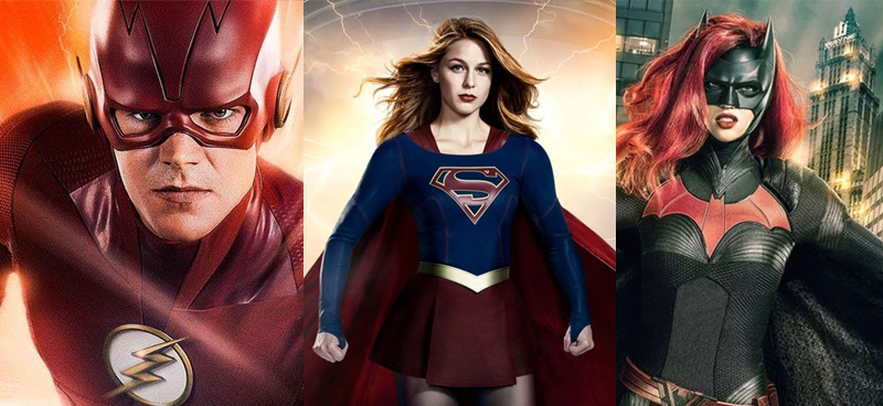 The Flash, Supergirl & Batwoman - CW 2020