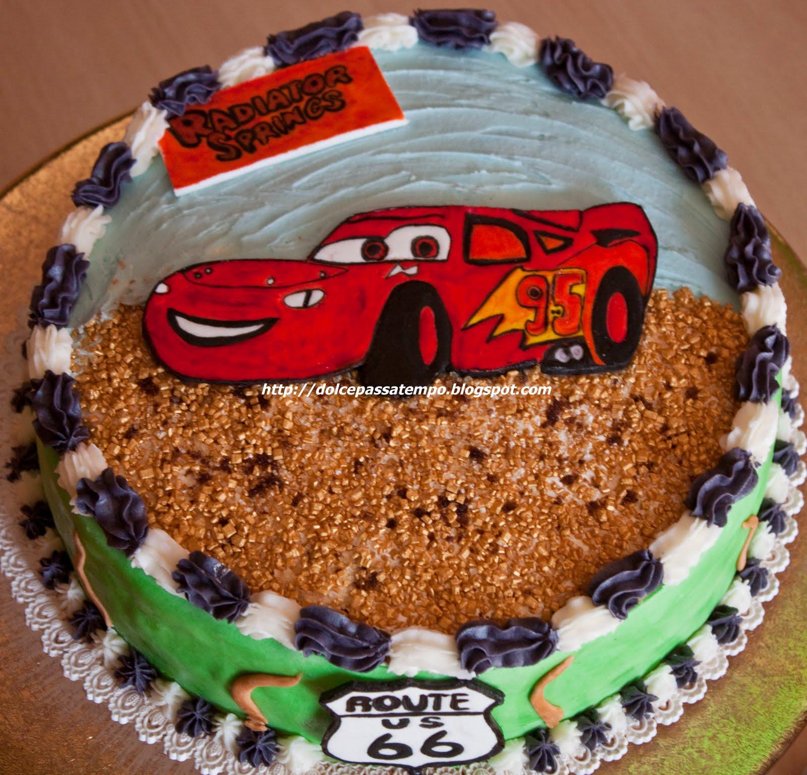Lei Cake