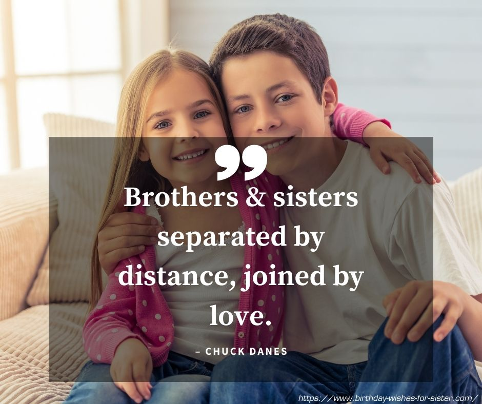 Love sister between brother about quotes and 30+ Brother