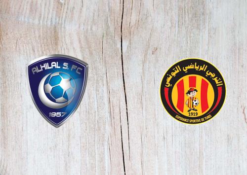 Al Hilal vs ES Tunis -Highlights 14 December 2019
