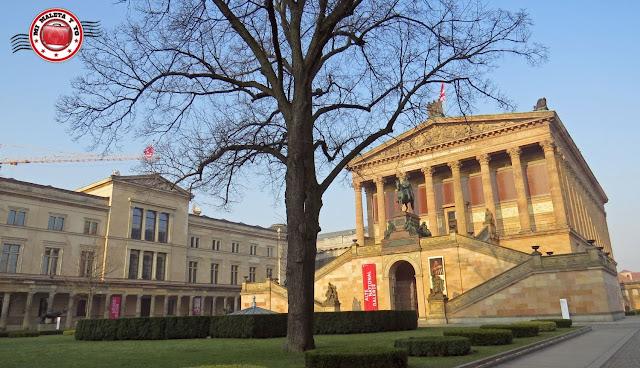 Berlín - Isla de los Museos