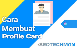 Membuat Profile Card