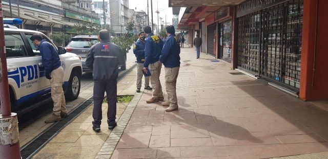 Fiscalización en Osorno