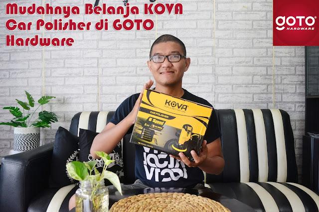 KOVA Car Polisher