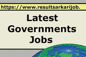 Latest Jobs - SARKARI RESULT, CURRENT AFFAIRS, JOBS, ONE
