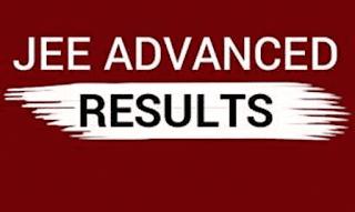 IIT JEE Advanced Result