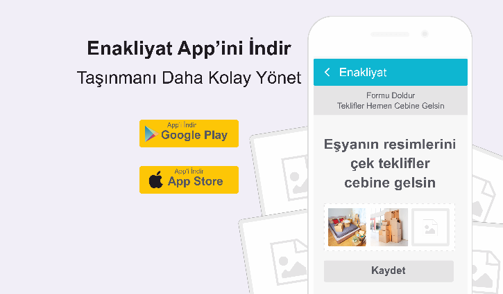 Enakliyat app