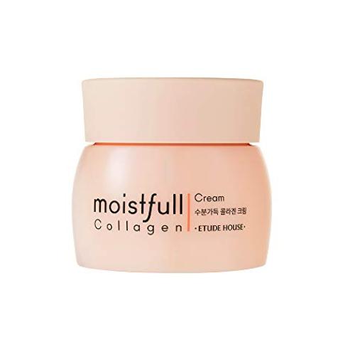 1. ETUDE HOUSE Moistfull Collagen Cream