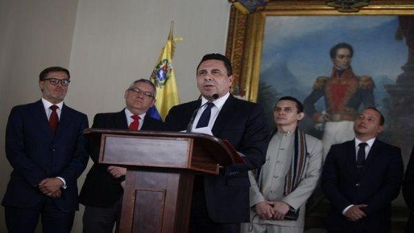 Venezuela denuncia en la OEA intentos de injerencia militar