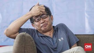 Rocky Gerung Sindir Kemarahan Jokowi: Marah kok Pakai Teks