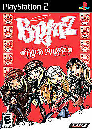 Password Bratz: Rock Angelz PS2