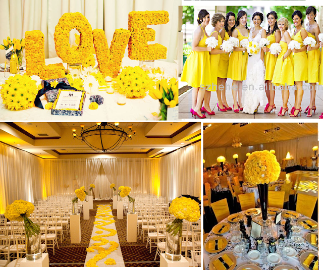 Calgary Wedding Blog: What Your Wedding Color Says About