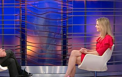 Francesca Fialdini abbigliamento gambe