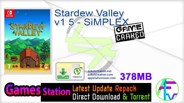 Stardew Valley v1 5 – SiMPLEX