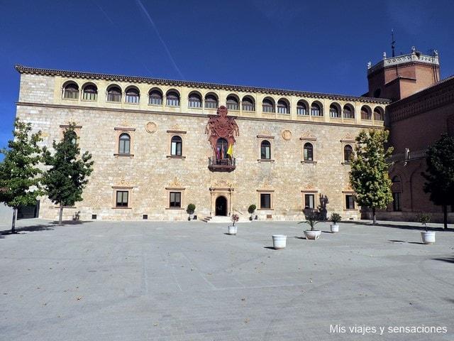 Palacio Arzobispal, Alcalá de Henares