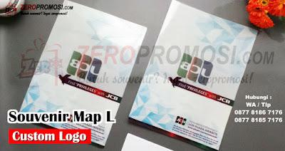 Map L/Map Plastik/Clearance File, Map Plastik Document Sleeve ukuran Folio, Map L Folder One Folio Ekonomis, Map L Plastik Bening Cetak Logo