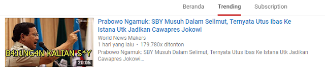 Trending YouTube Mencerminkan Selera Tontonan Masyarakat Indonesia9