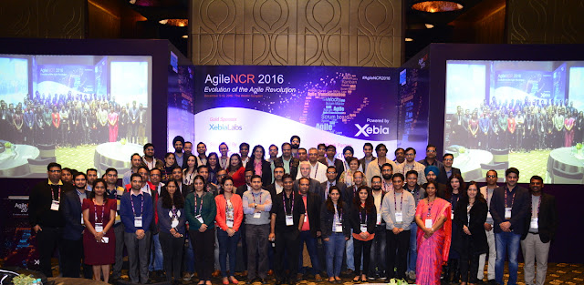 AgileNCR 2016- Agile Software Development Conference concludes on a successful note