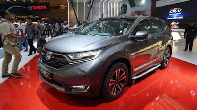 Honda CRV Turbo 2019