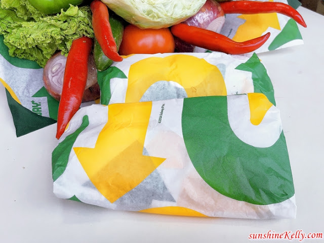 Food, Sandwich, Subway, Subway Malaysia, Subway Sandwich, Spicy Mayo Chicken, Subway Hot Pepper Chicken, #TambahPedas, Subway Hot & Spicy
