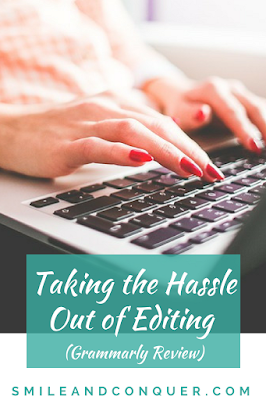 Getting a little help w/ proofreading (Grammarly Review)