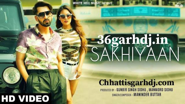 Sakhiyaan (Desi Chillout Mix)  36garhdj.in Dj Amit Kaushik
