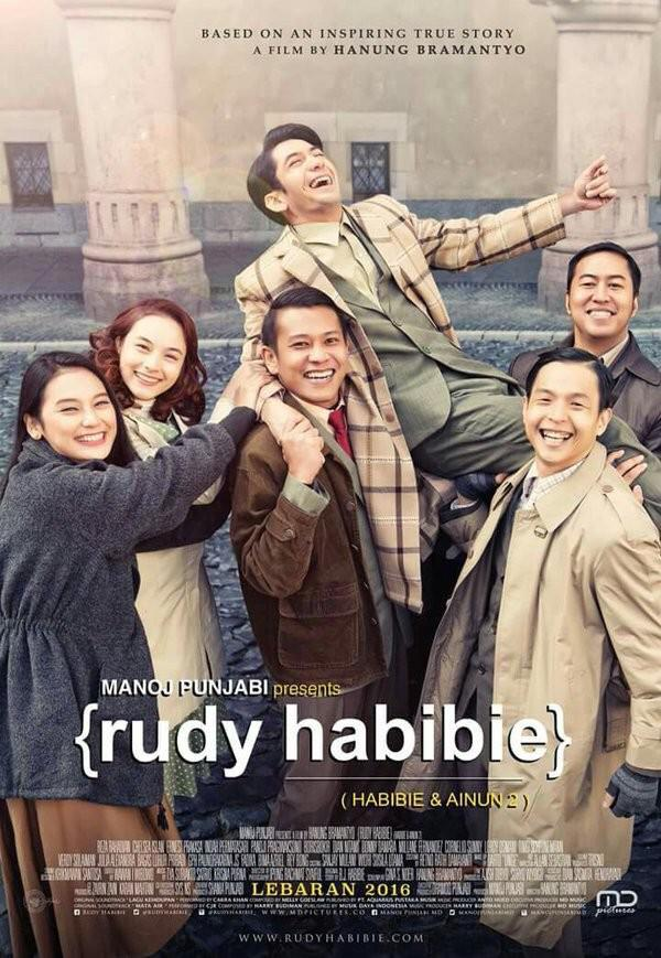 Download Film Rudy Habibie (2016) Full Movie Indonesia