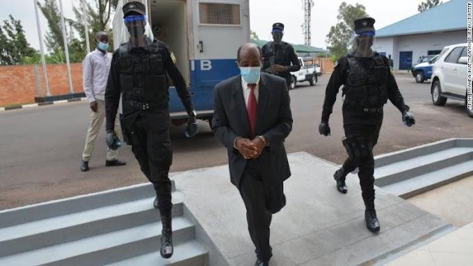 'Hotel Rwanda' film hero, Paul Rusesabagina found guilty on terror charges