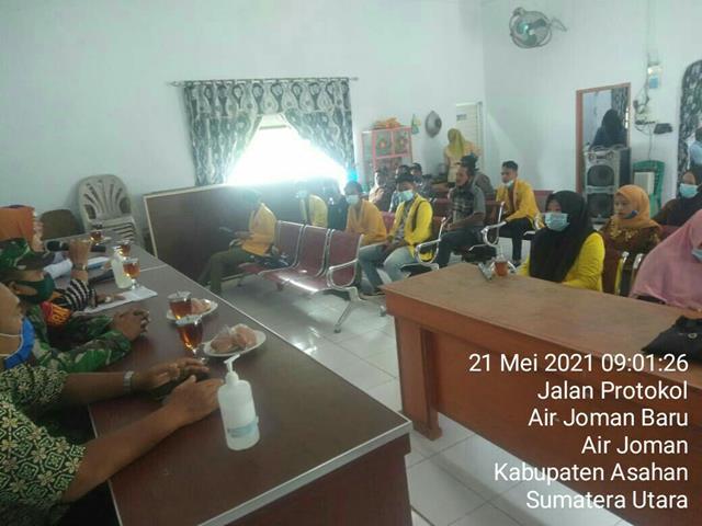 Penyuluhan Kesehatan Dari Kabupaten Didampingi Personel Jajaran Kodim 0208/Asahan Diwilayah Binaan