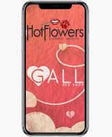 Promoção Gall e Hotflowers no Dia dos Namorados